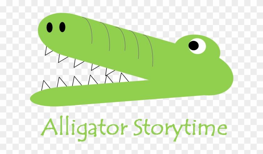 Alligator Clip Art Preschool - Crocodile Snapping Clipart #873087