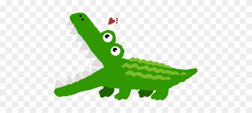 Crocodile Aligator Clipart 8 Alligator Clip Art Images - Crocodile Clipart #873089