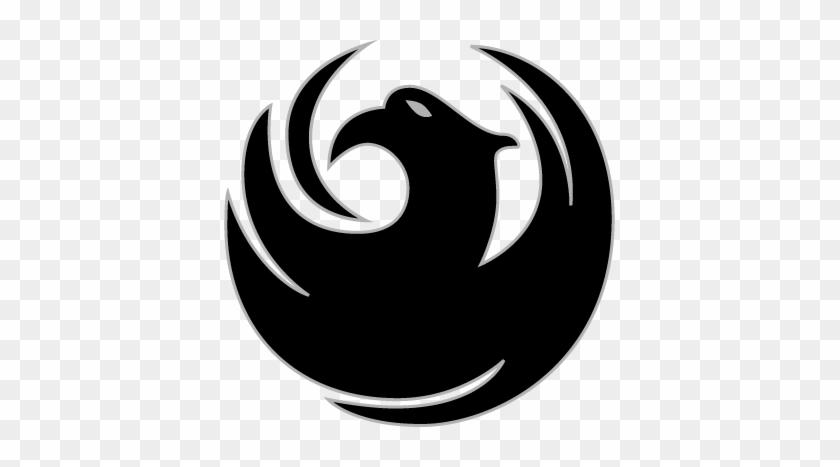 Black Phoenix City Of Phoenix Bird Free Transparent Png Clipart