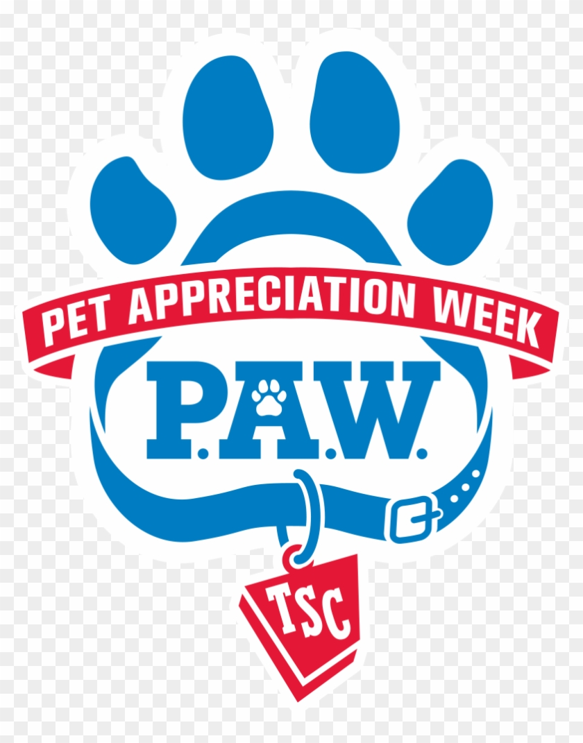 Tractor Supply Pet Appreciation Week Logo - Eye Chart - Free