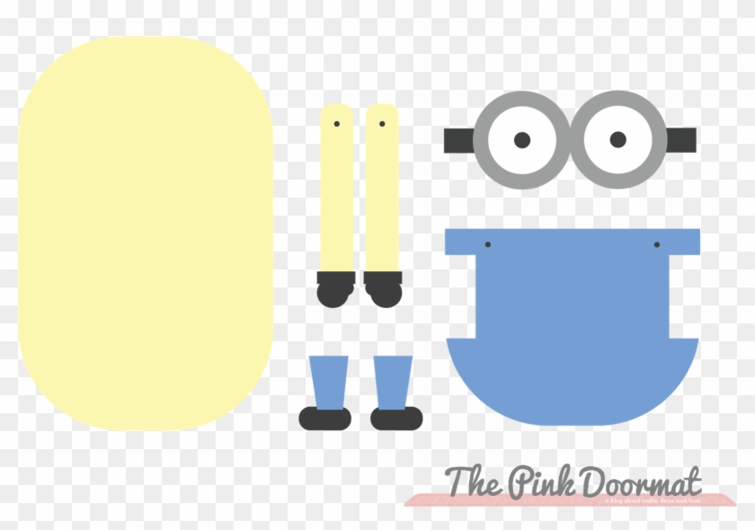 Minon Pattern Make A Minion Template Free Transparent Png