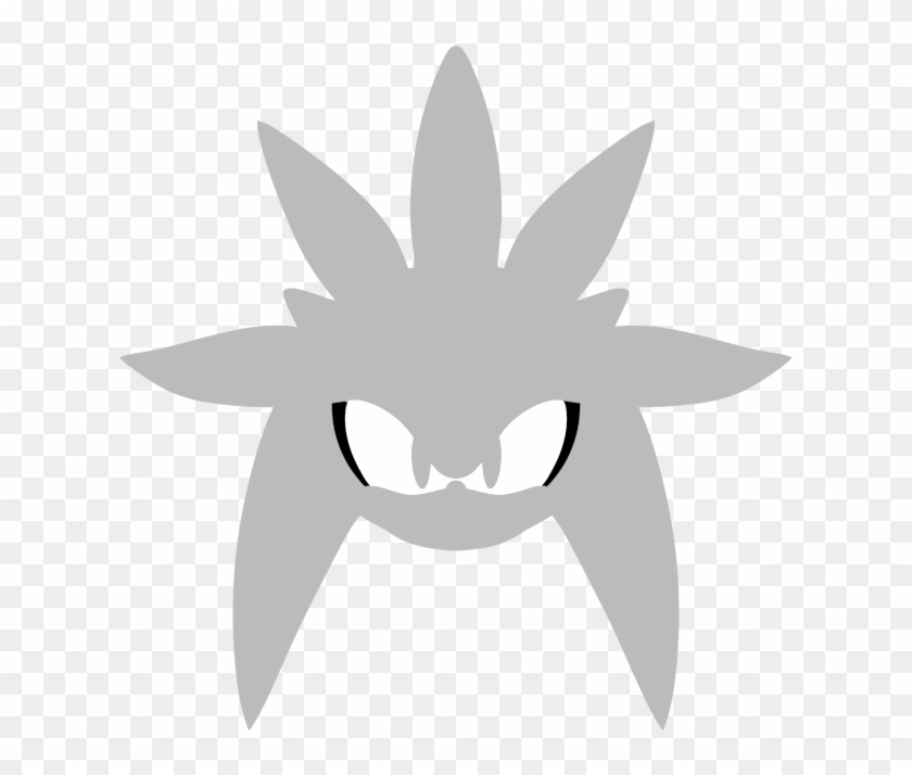 Vector Icon Silver By Nibroc Rock On Deviantart Seattle Silver The Hedgehog Head Free Transparent Png Clipart Images Download