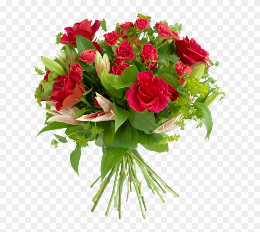 Bouquet Of Flowers Transparent Png Image