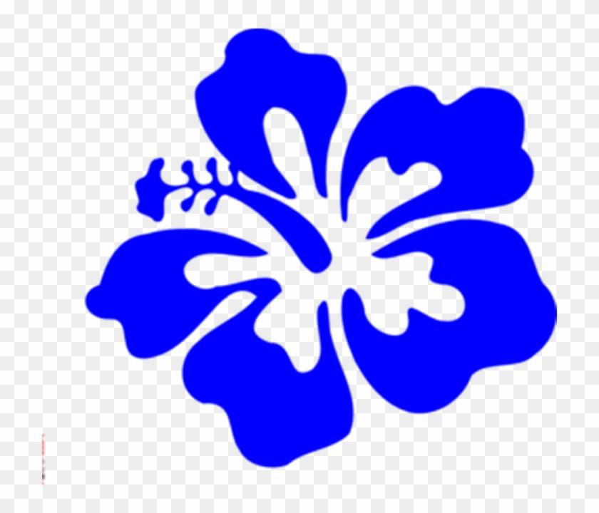 Tropical Flower Clip Art Borders - Hawaiian Flowers Clip Art #875933