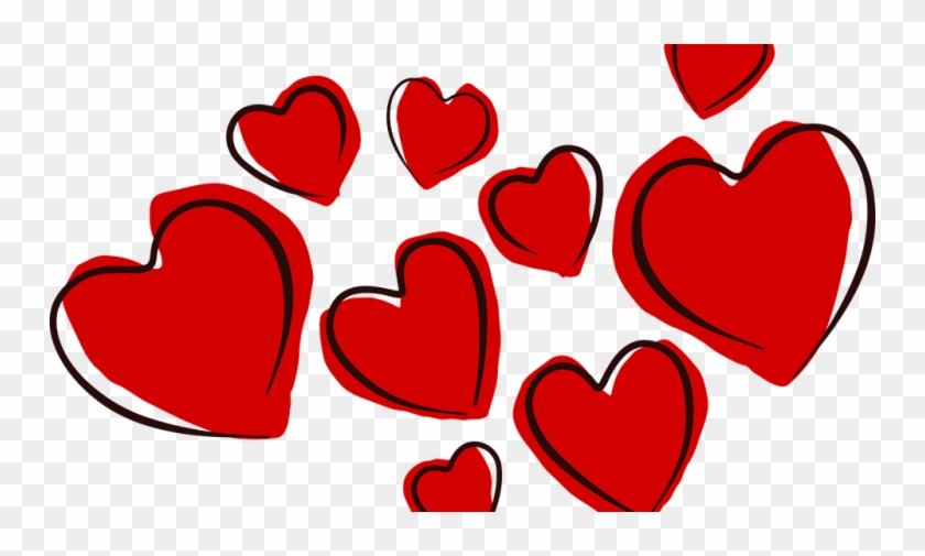 960 X 623 Valentines Day Cartoon Heart Free Transparent Png Clipart Images Download
