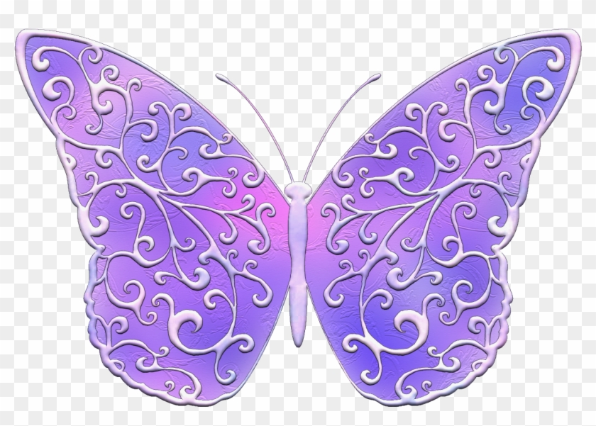 Butterfly Symbolizes Metamorphosis, Transformation, - Swallowtail Butterfly #876183