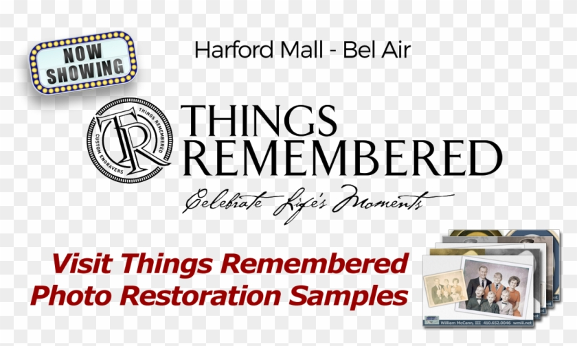 Things Remembered - Things Remembered #876566