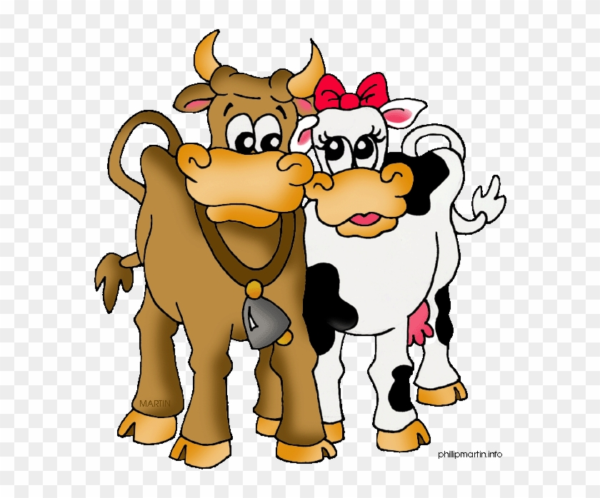 Cartoon Farm Animals Clipart - Farm Animals Clip Art #878118