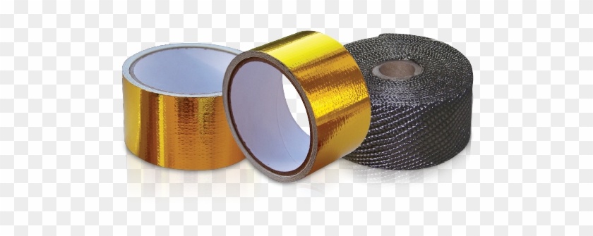 Heat Protection - Mishimoto 2 X 15 Heat Defence Reflective Tape #878526