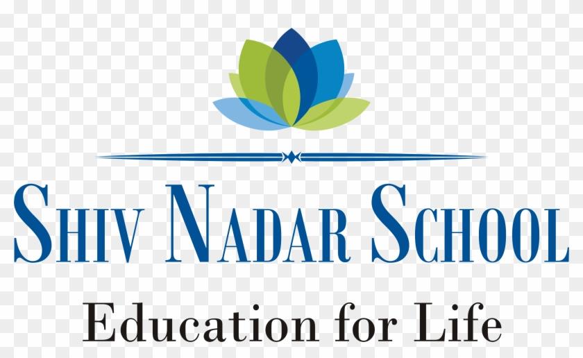 His Interaction - Shiv Nadar School Logo #880409