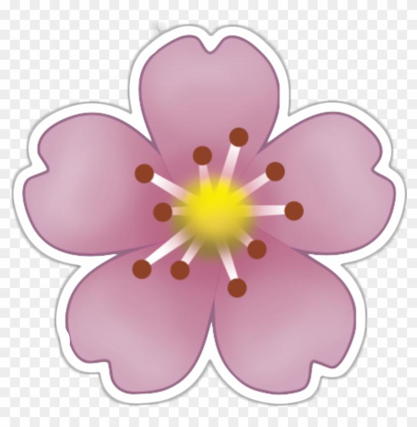 Flower Crown Galaxy Eyes Emoji