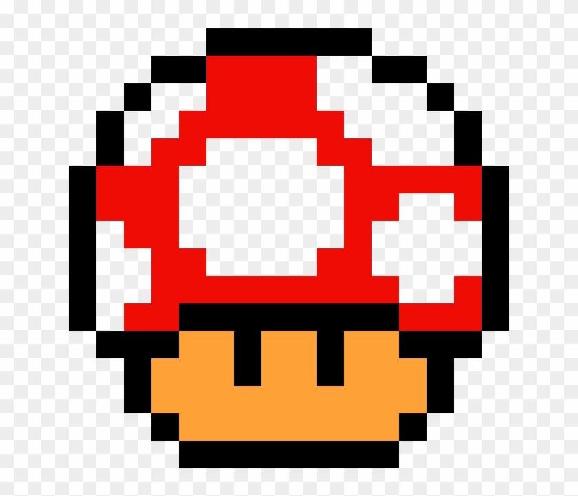 Mario Mushroom Pixel Art Maker Mario Mushroom Pixel Art Free