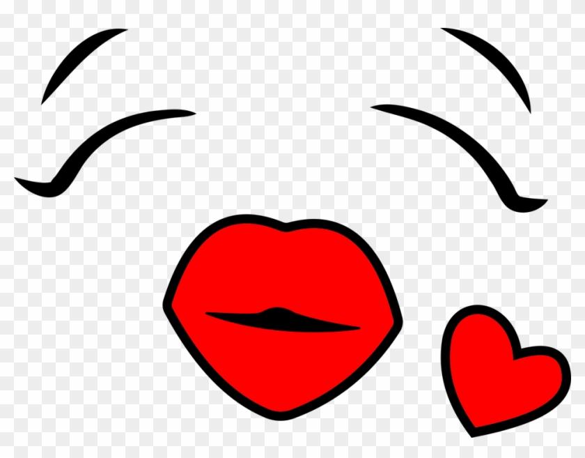 Shocked Smiley Face 26, Buy Clip Art - Heart Smiley Face Clipart #880836