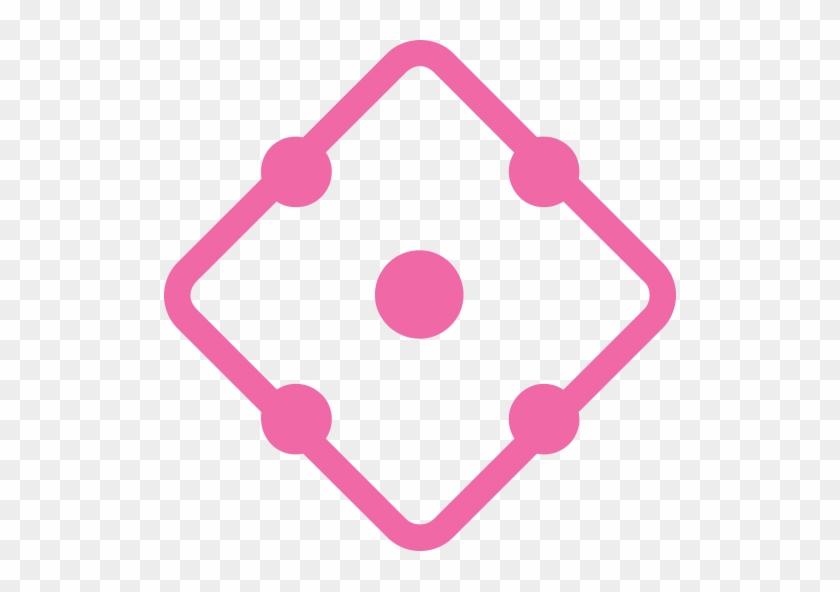 Diamond Shape With A Dot Inside Emoji - Diamond Shape With A Dot Inside Emoji #880969