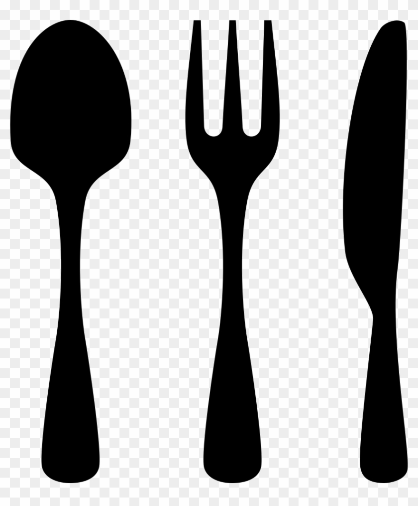 Knife And Fork Empty Comments - Knife And Fork Png #881024