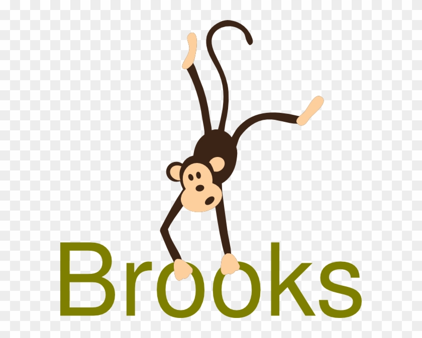 How To Set Use Monkey With Name Svg Vector - Zoo Animals Clipart Png #881471