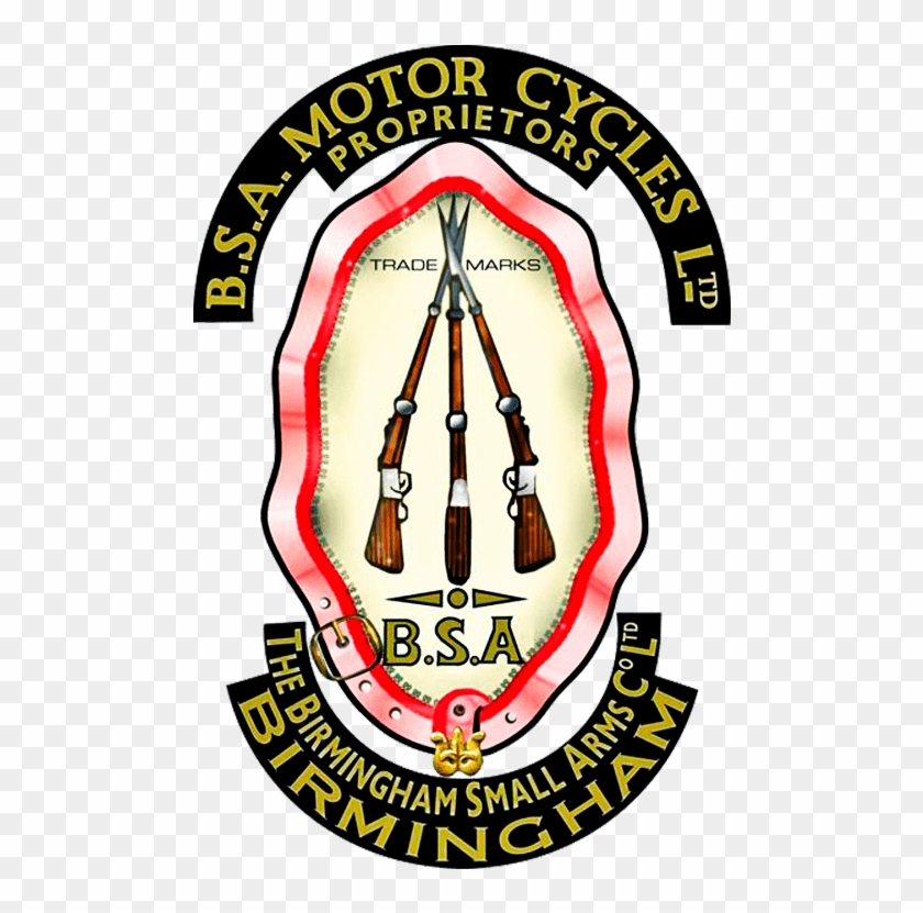 Old Bsa Logo Motorcycle Logos Pinterest Logos Bsa Motorcycle - Birmingham Small Arms Company #881817