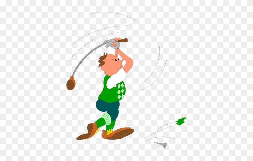Golf Fore Kids - Golf Swing Clip Art #882670
