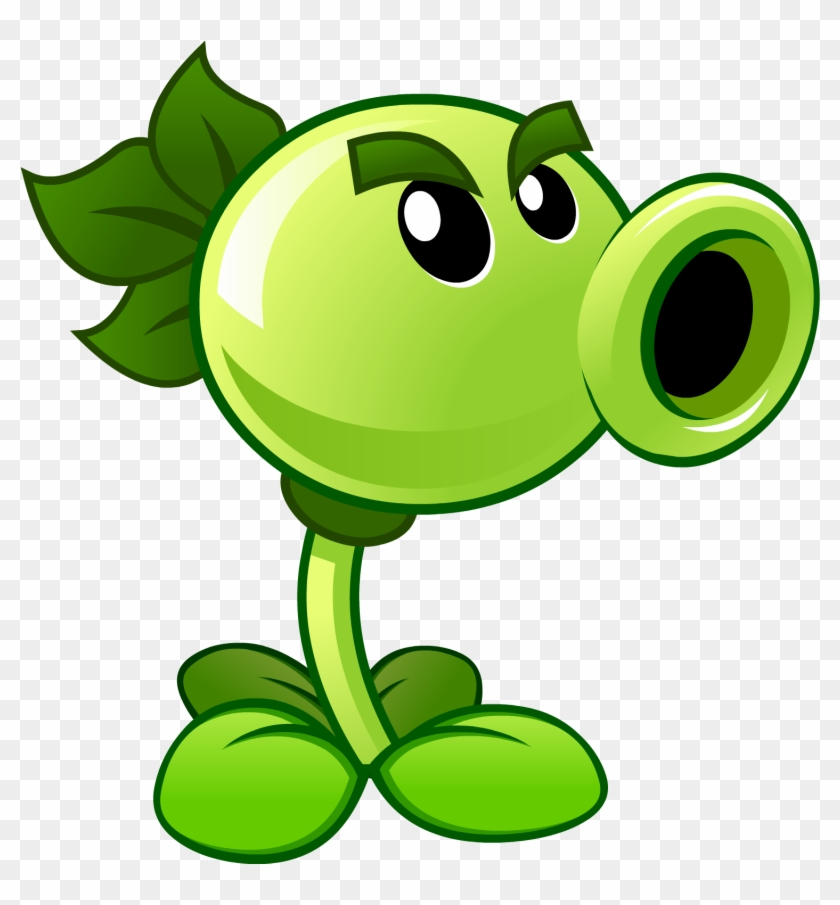 Zombies - Plants Vs Zombies 2 Repeater - Free Transparent PNG Clipart Images Download