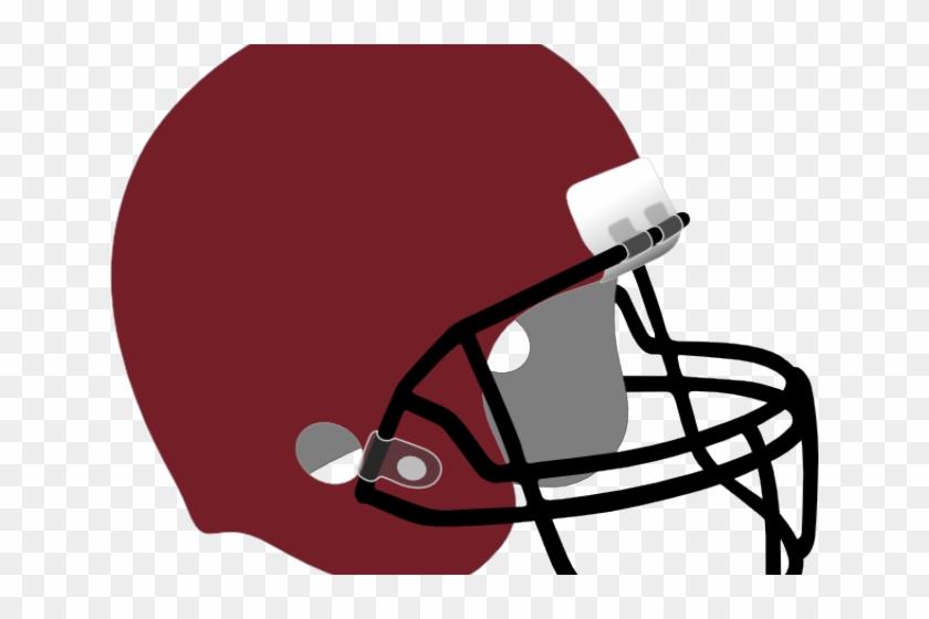 Helmet Clipart Maroon - Fantasy Football Logos Free #882863
