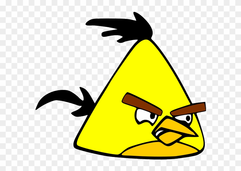 Images Of Angry Birds Characters: Yellow Bird Angry Birds Characters