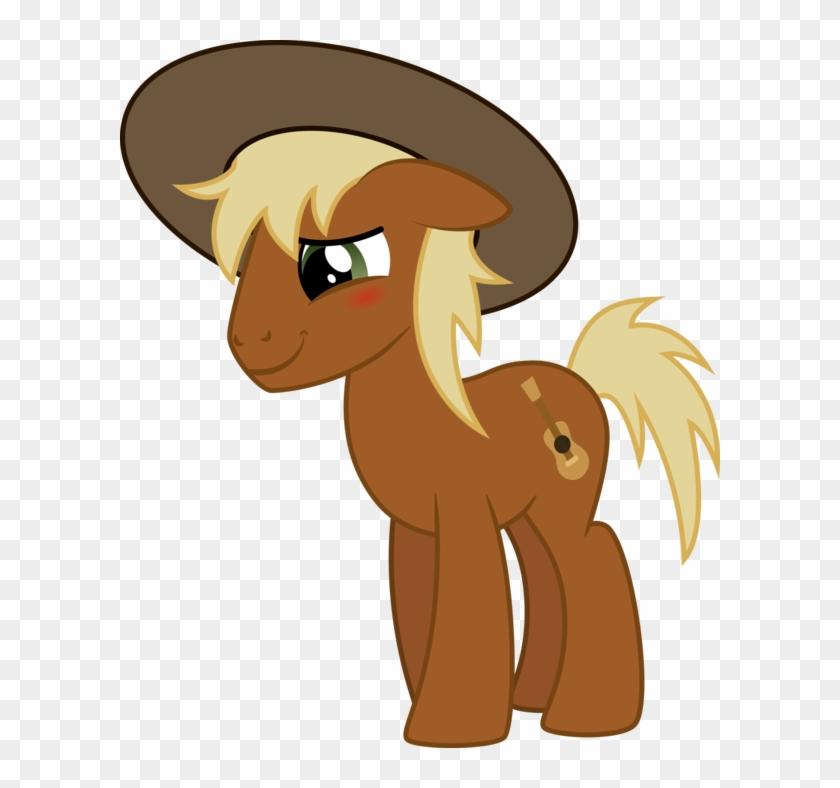 Blushing Bluegrass By Kyrospawn - Cute Seahorse #883104