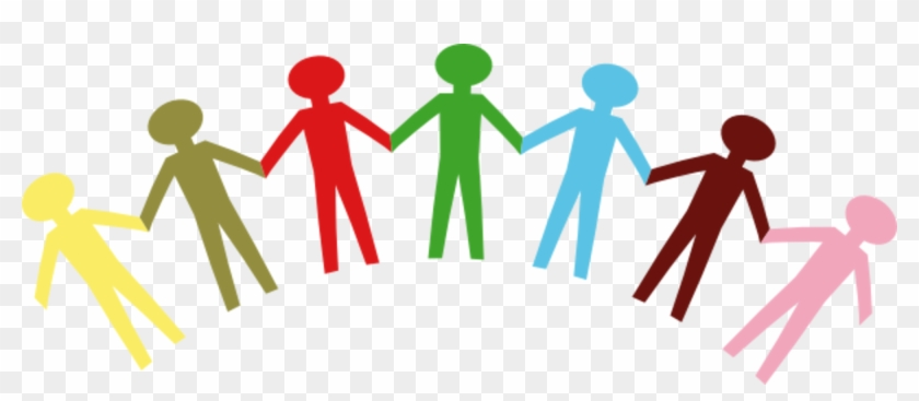 People Holding Hand Group Unity Clipart Free Transparent Png Clipart Images Download