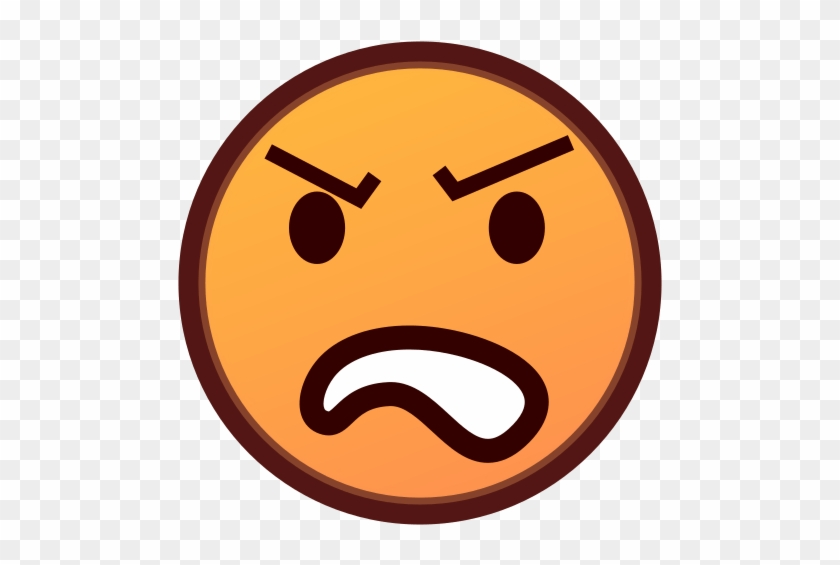 Angry Face Emoji For Facebook Email Amp Sms Id Angry Face Emoji