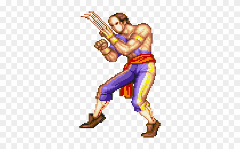 Street Fighter 2 Characters Street Fighter Ii Characters Vega