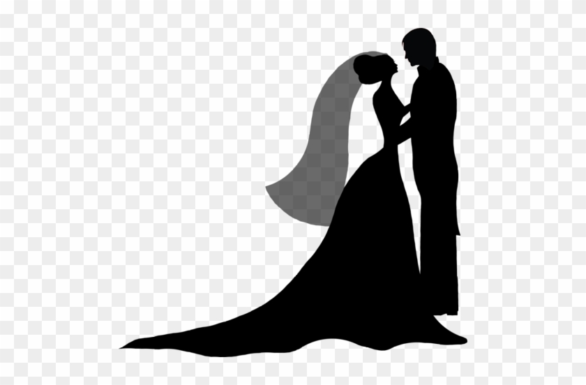 M Como Preparar Tu Boda Manualidades,tutoriales - Wedding Couple Silhouette #886507