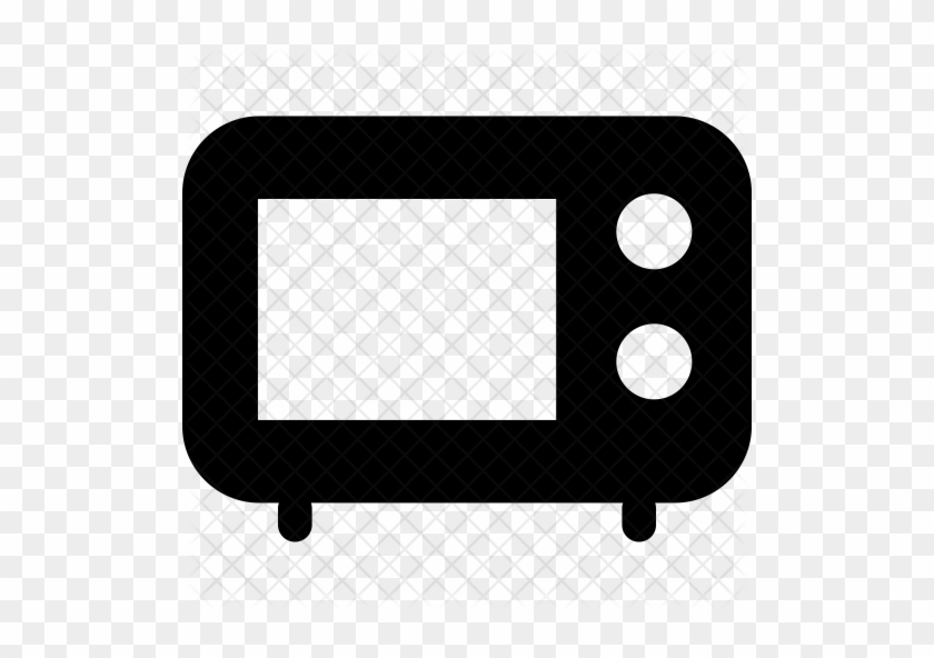 Microwave Oven Icon - Microwave Oven #887362