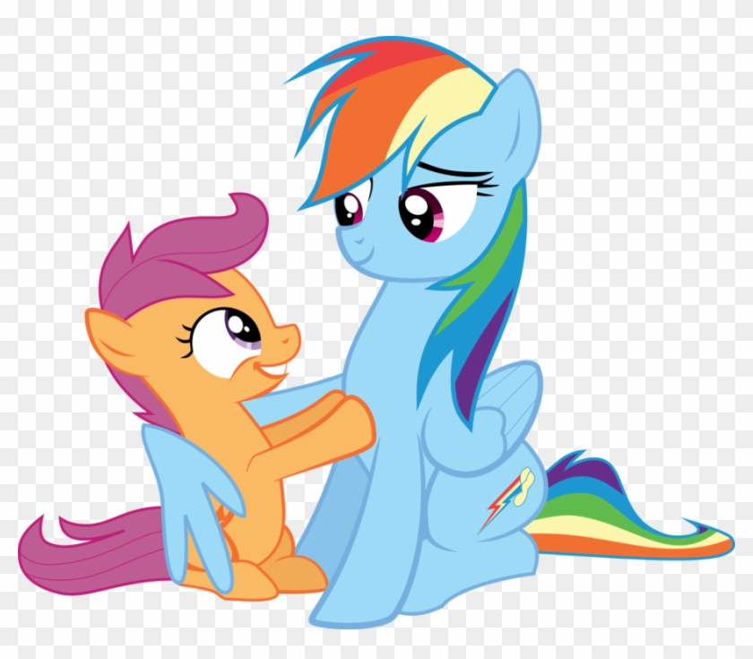 Rainbow Dash And Scootaloo By Implatinum Rainbow Dash And Scootaloo Free Transparent Png Clipart Images Download This makeover features rainbow dash and scootaloo as bliss and bubbles. implatinum rainbow dash and scootaloo