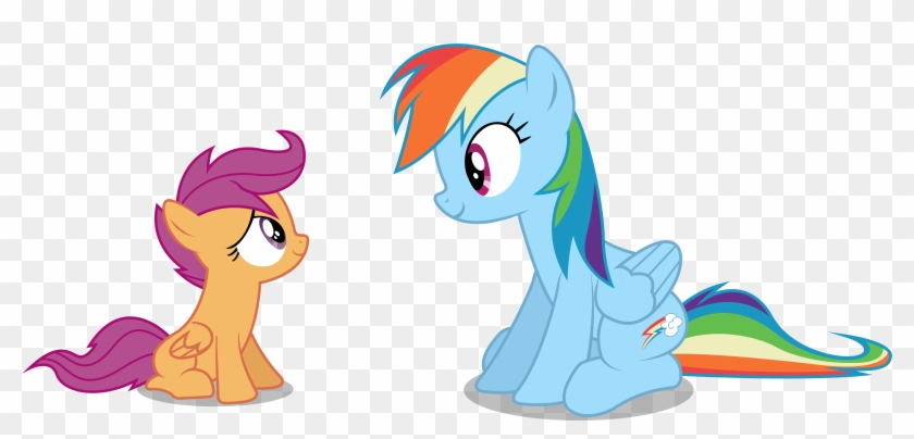 Scootaloo Coloring Pages - GetColoringPages.com | 404x840