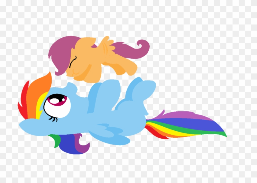 Filly Rainbow Dash And Baby Scootaloo By Violetandblaire Baby Scootaloo And Rainbow Dash Free Transparent Png Clipart Images Download Scootaloo got you far and squire. filly rainbow dash and baby scootaloo