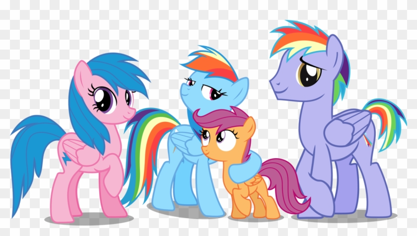 My Little Pony Scootaloo Parents Keluarga Rainbow Dash Free Transparent Png Clipart Images Download The page recently started falling apart. my little pony scootaloo parents