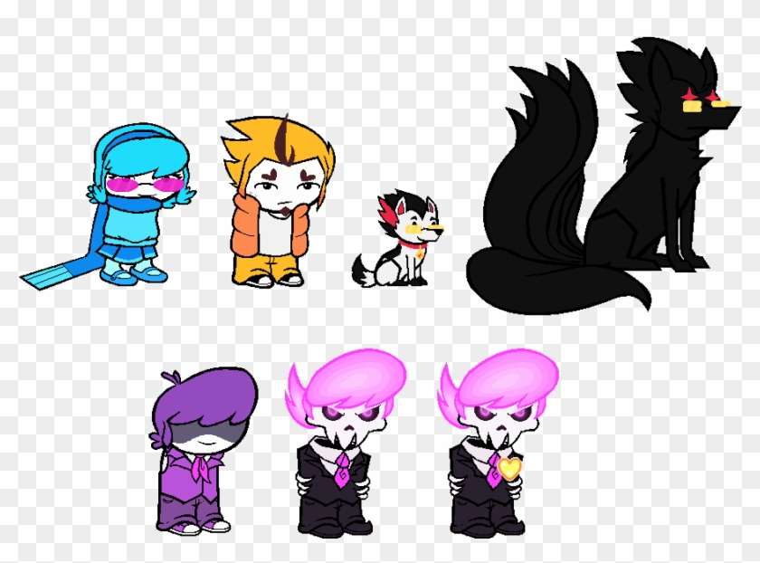 View Collection - Mystery Skulls All Characters #888102