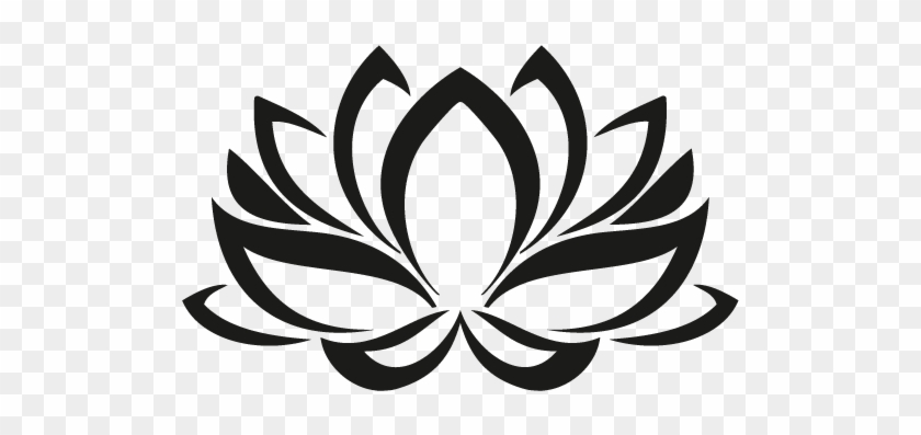 Laurel Beauty Therapy Symbol Lotus Flower Buddhism Free