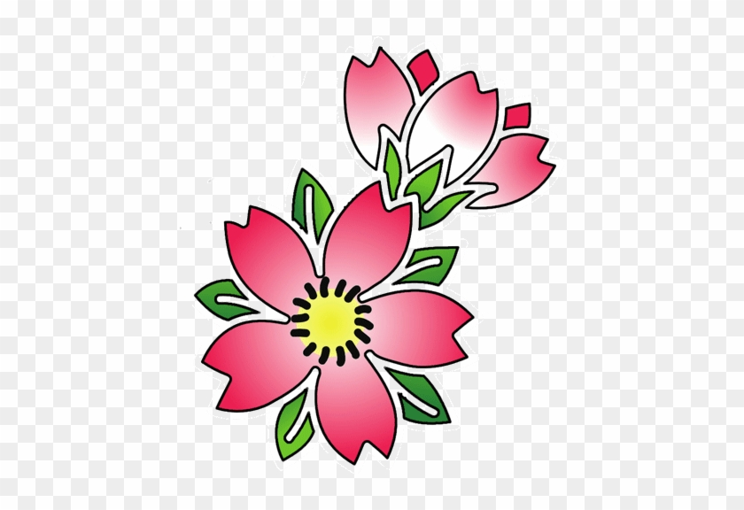 Cherry Blossom Tattoos High Quality Photos And Flash Cherry