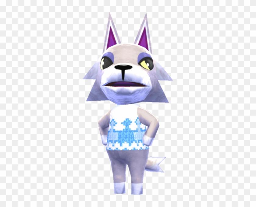 Francine,portia, Cole, Lucky, Genji Or Full Sets Of - Animal Crossing New Leaf Fang #890132