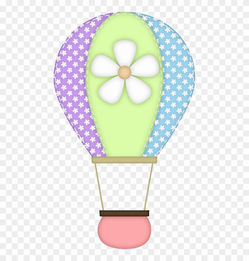 Balon - It's A Girl Elephant Baby Shower #890365