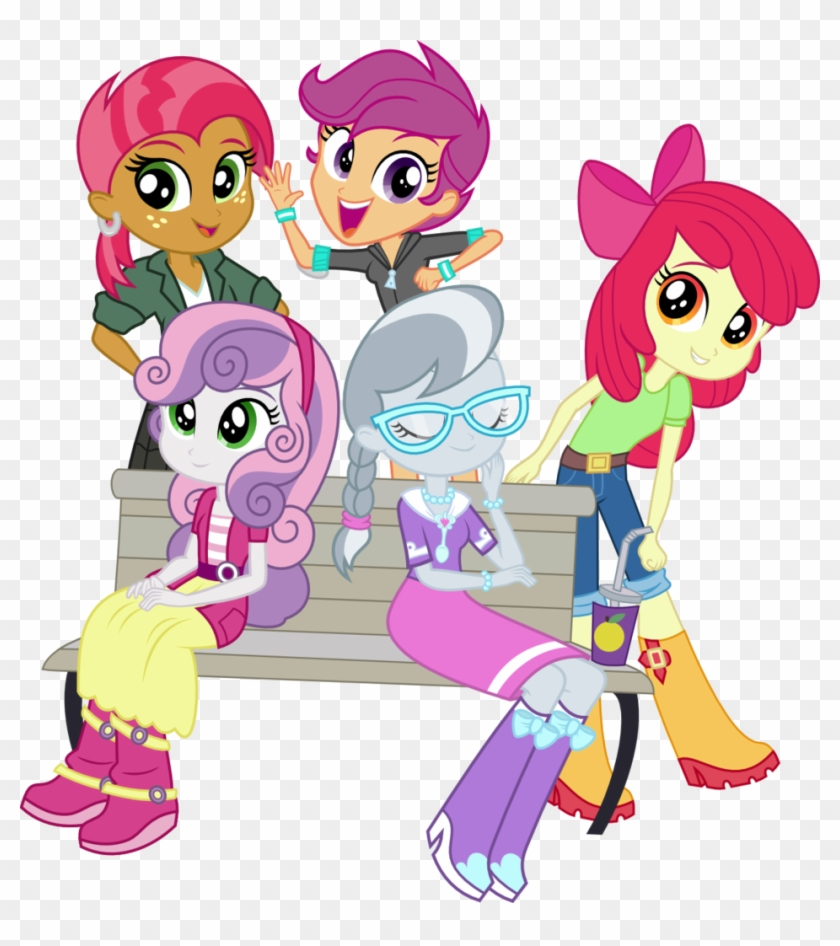My Little Pony Apple Bloom And Babs Seed - Best Buy Indonesia