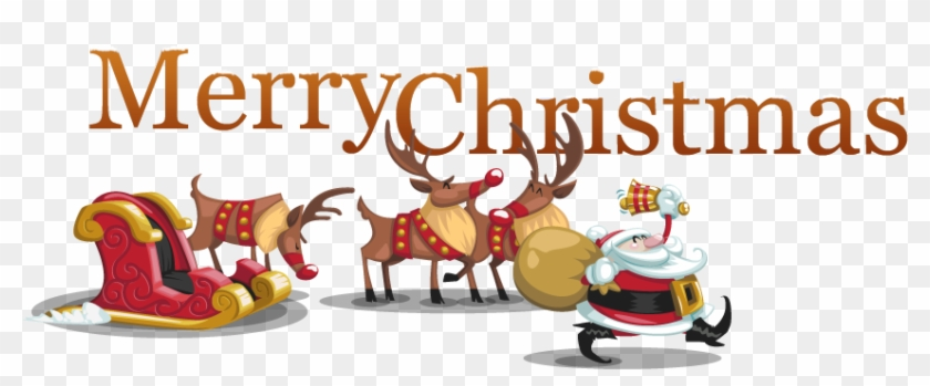 Merry Christmas Banner Merry Christmas Banners Happy - Podkładka Świąteczna Na Stół Boże Narodzenie Dzieci #891437