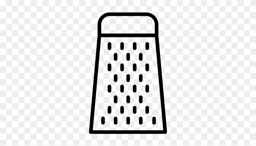 Best Of Gear Clipart Cheese Grater Free Vectors Logos - Kitchen Utensil #891467