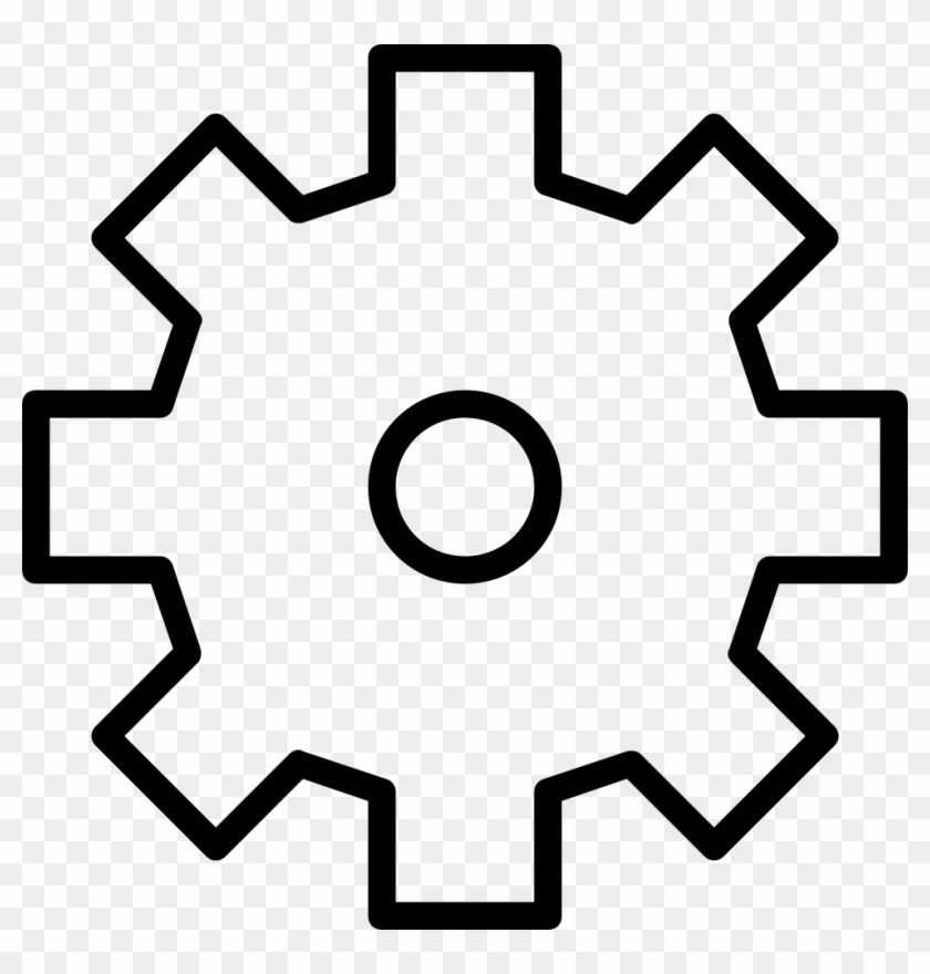 Ba Setting Gear Comments - Cogs Clipart #891501