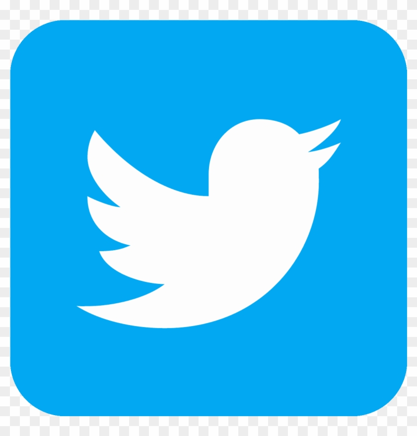 Free Download, Png And Vector - Twitter App Icon Transparent - Free