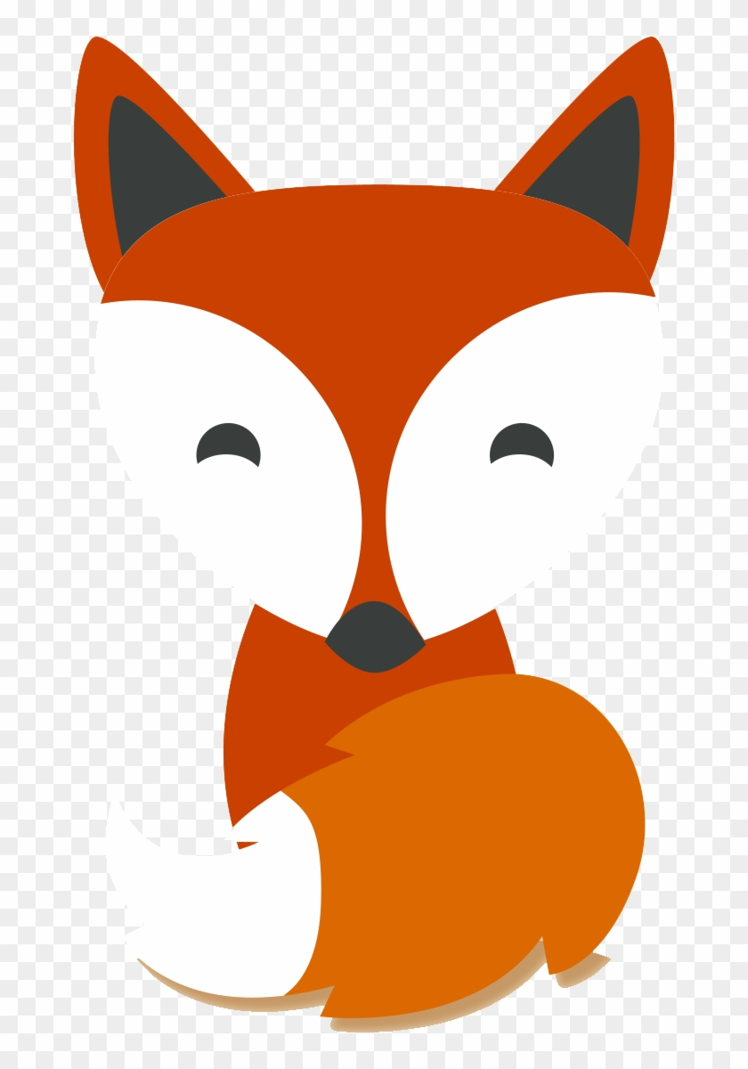 Red Fox Cartoon Drawing Illustration Raposa Para Desenhar Free