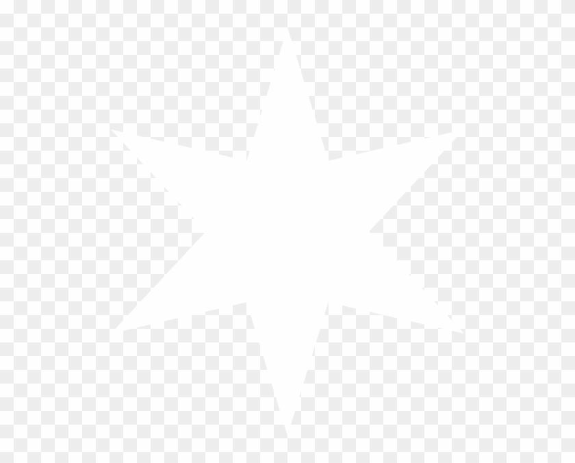 White - Star - Vector - Maltese Cross White #891928