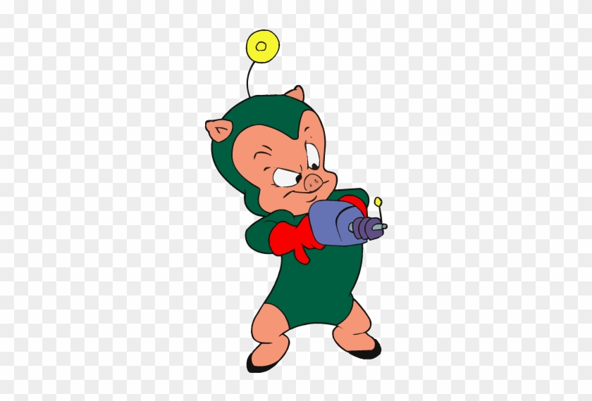 Looney Tunes Characters Porky Pig #892390