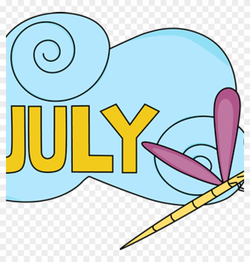 Free July Clipart Clip Art Images Month Of Animations - July Clipart Png #892459