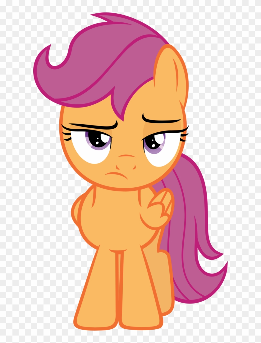 Slb94 Looking At You Safe Scootaloo Scootaloo Is Mlp Scootaloo Vector Free Transparent Png Clipart Images Download Today's autistic character of the day is: mlp scootaloo vector
